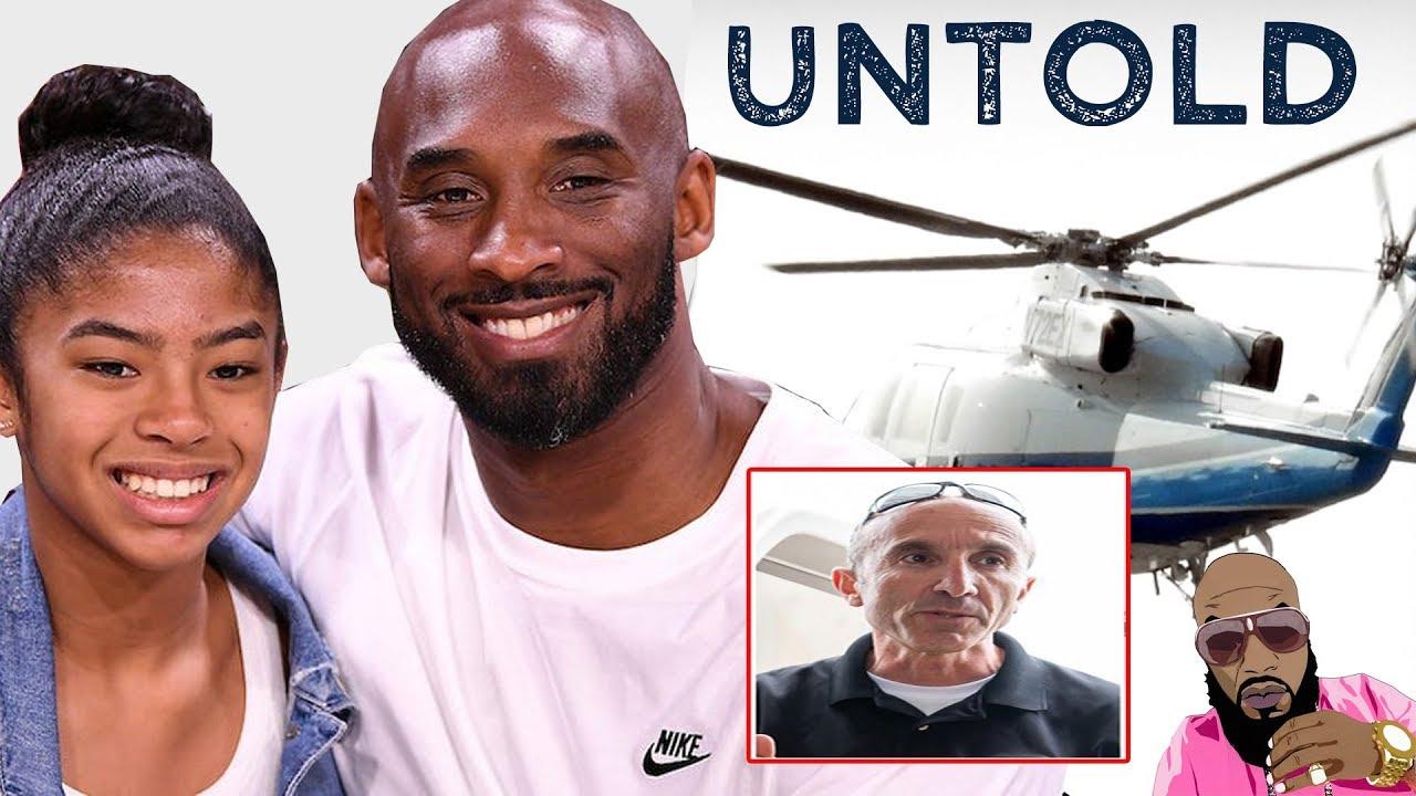 Why The Pilot Did The Turn...Kobe Bryant Last Flight Path Revealed!