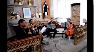 Water Music Cuarteto Scherzo