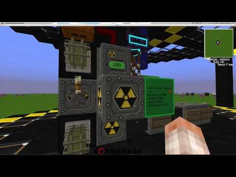 2040 EU/t output IC2 Nuclear Reactor!