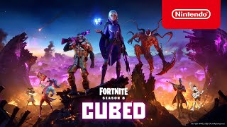 Fortnite Chapter 2 - Season 8 Cubed Story Trailer - Nintendo Switch
