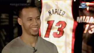 March 13, 2015 - Sunsports(1of2) - Inside the Heat: Shabazz Napier (2015 Documentary)