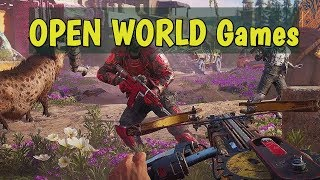 Top 10 OPEN WORLD Games 2019 & 2020 | Most Anticipated Games ( PS4 XBOX ONE PC) 😈