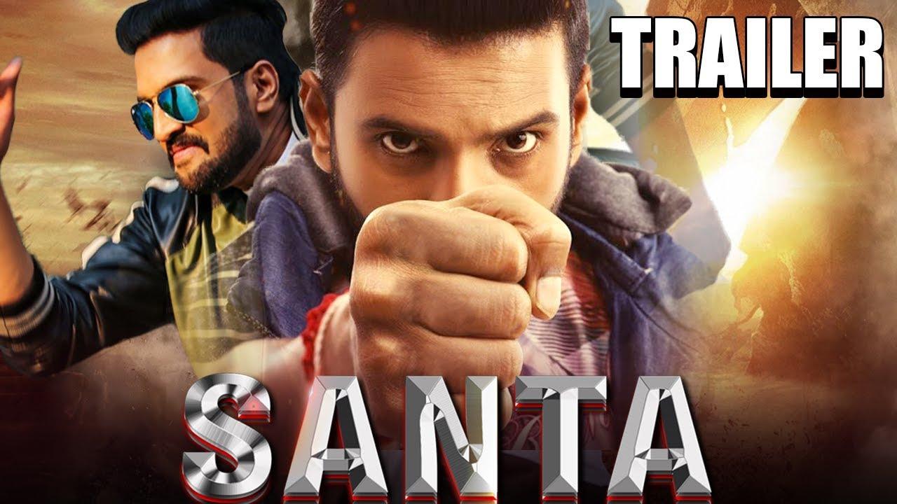 Santa (Sakka Podu Podu Raja) 2018 Official Trailer   Santhanam, Vaibhavi Shandilya