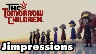 THE TOMORROW CHILDREN - No Man