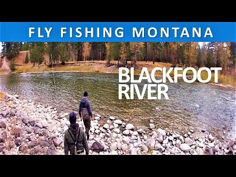 Fly Fishing Montana Blackfoot River/Rock Creek: October Season 6 Episode 1