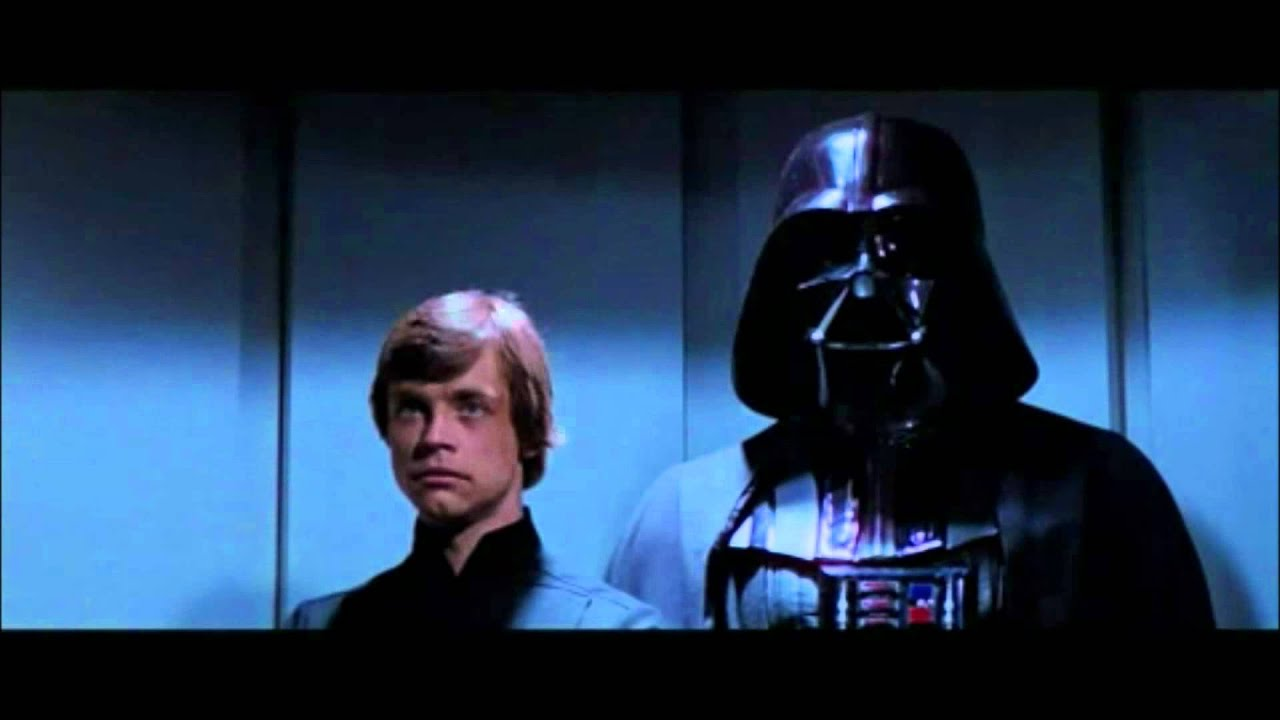 Darth Vader Lift - YouTube