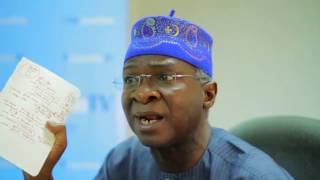 BABATUNDE FASHOLA, SAN ON FEDERAL ROADS AND INFRASTRUCTURE DEVELOPMENT