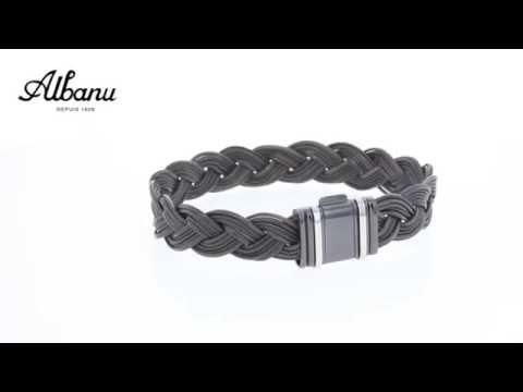 vue 360 bracelet poils d 39 l phant albanu youtube. Black Bedroom Furniture Sets. Home Design Ideas
