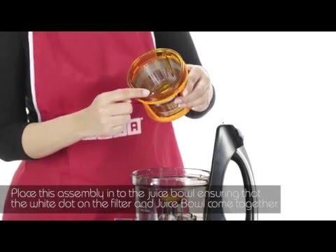 Kuvings Whole Slow Juicer Vs Breville : Kuvings Cold Press Juicer vs Breville Doovi