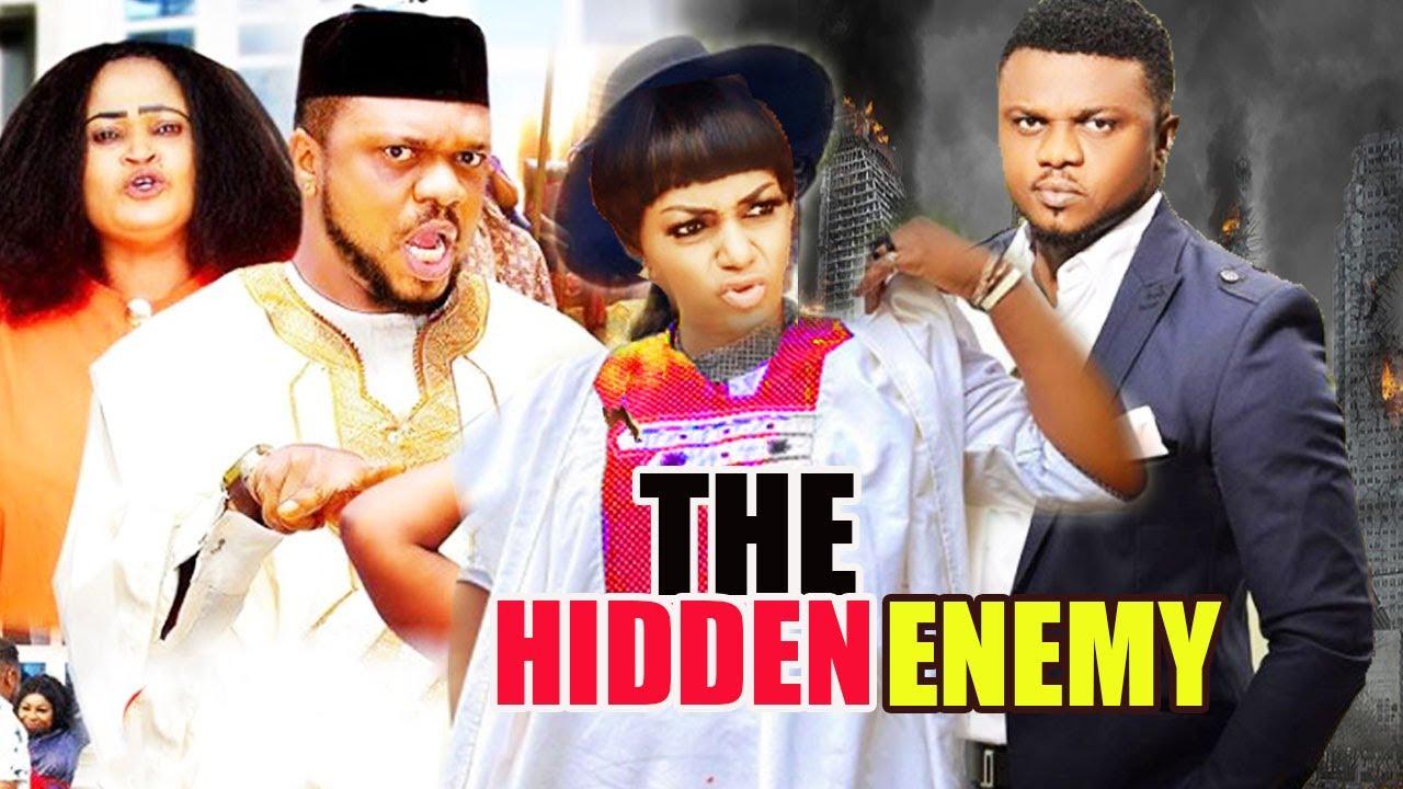 Download The Hidden Enemy Part 1&2 - Ken Erics Latest Nollywood Nigerian Moviee