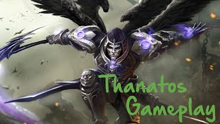 Thanatos Jungle: FULL BUILD - Smite - Weak3n