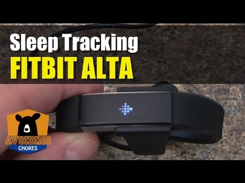 how to use fitbit alta youtube