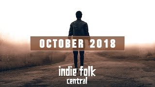New Indie Folk; October 2018 ~ 🍂 Autumn Playlist