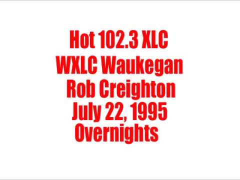 Hot 102.3 Waukegan July 22, 1995