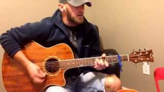 Bottoms Up - Brantley Gilbert cover