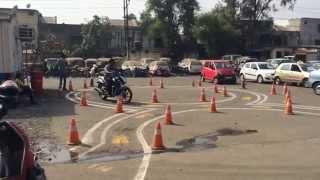 driving test in mumbai , navi mumbai rto vashi