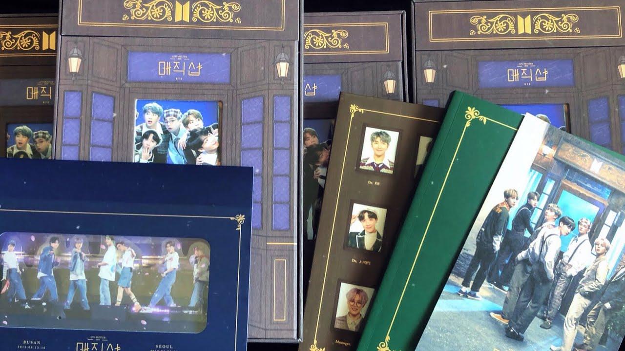 Bts Japan 5th Muster Dvd Ebay 5