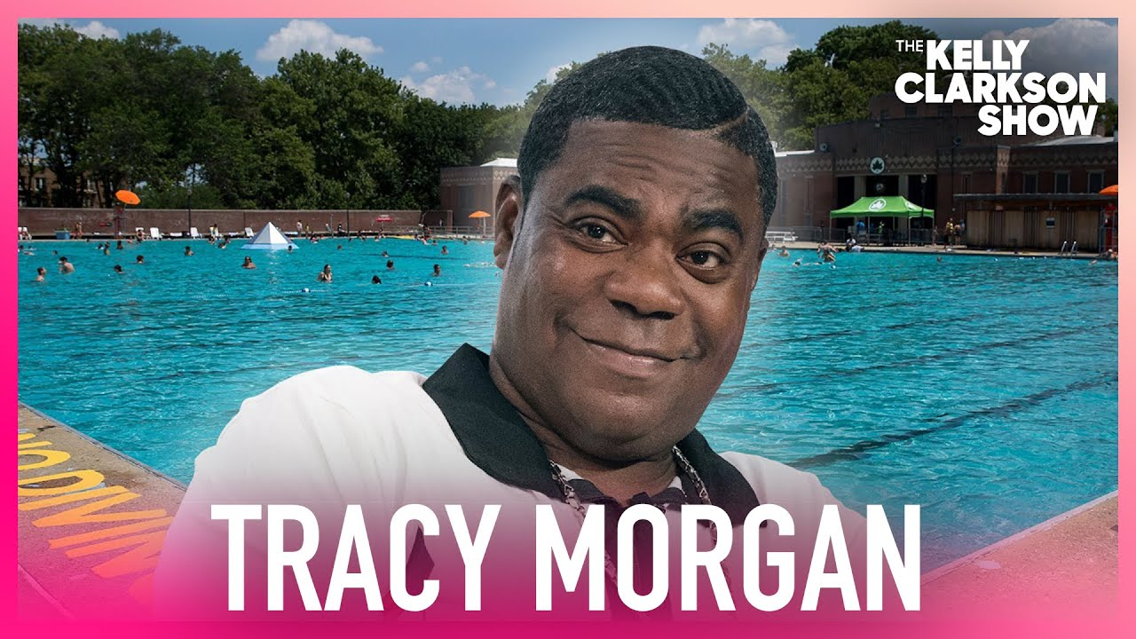 Tracy Morgan's Diabolic Revenge On The Public Pool For Stealing His Shoes As A Kid