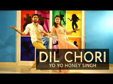 DIL CHORI -Yo Yo Honey Singh | Sonu Ke Titu Ki Sweety | Aditi Vikrant Dance Cover | Dancercise
