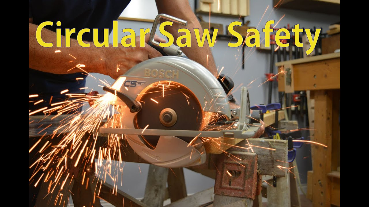 Using a circular saw safely beginners woodworking 26 youtube using a circular saw safely beginners woodworking 26 greentooth Images