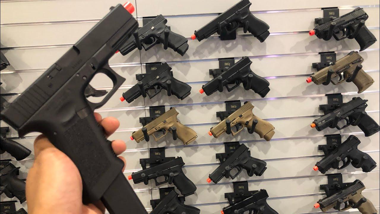 Umarex/Elite Force - New Airsoft Glock models Shot Show 2019 - News