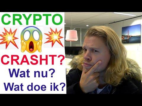 BREAKING! -Update- Gaat Crypto verder CRASHEN? #BTC #crypto #Chainlink #Ethereum #Polkadot