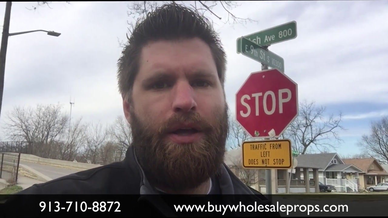 Wholesale Real Estate Deal - Independence, MO
