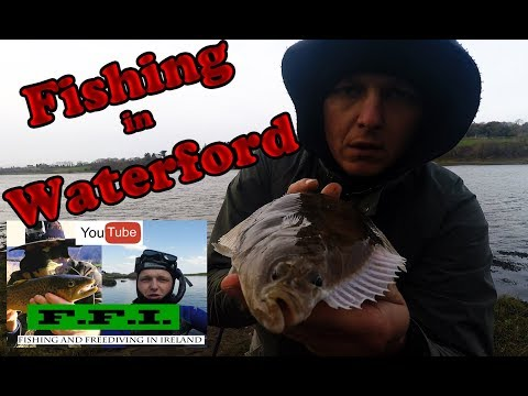 Fishing In Waterford - Flounder - Cod - Pollock - Whiting - Fishing Channel