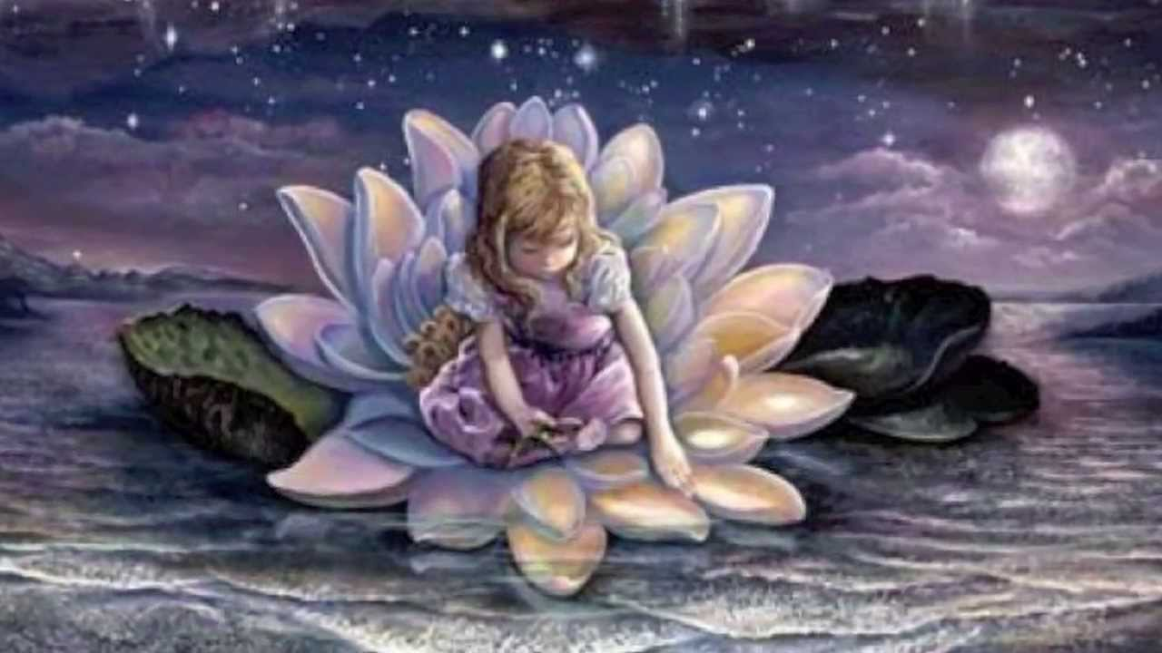 So Magical - Paintings of Josephine Wall - YouTube