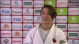 Christa DEGUCHI (GER) Winner Ekaterinburg Judo GS 2019