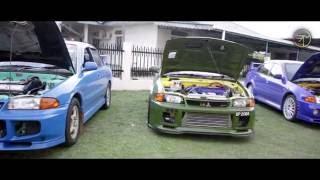 INP Garaj Mitsubishi Gathering 2016