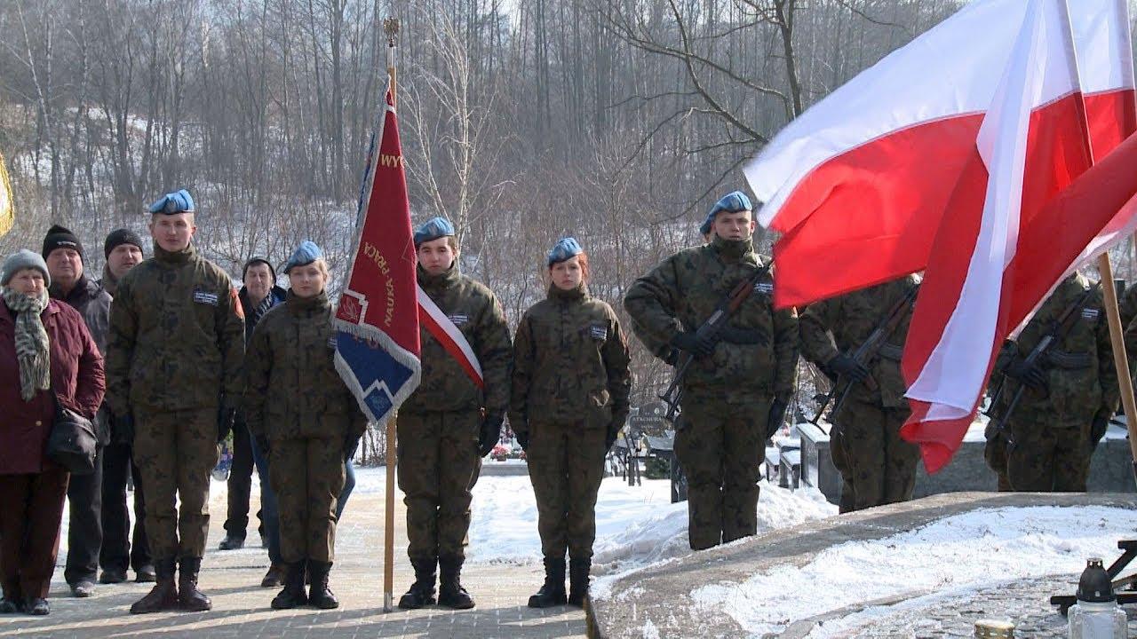 Obchody Narodowego Dnia Pamięci Żołnierzy Wyklętych – ITV Kielce