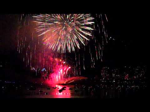Celebration of lights - Brazil