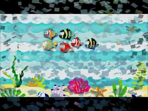 Lagu Kanak kanak Anaklah Ikan