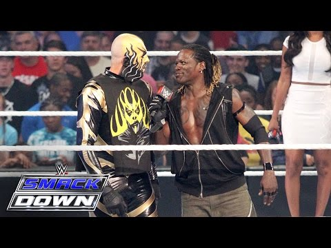 R-Truth & Goldust struggle following their second loss as The Golden Truth: SmackDown, May 26, 2016