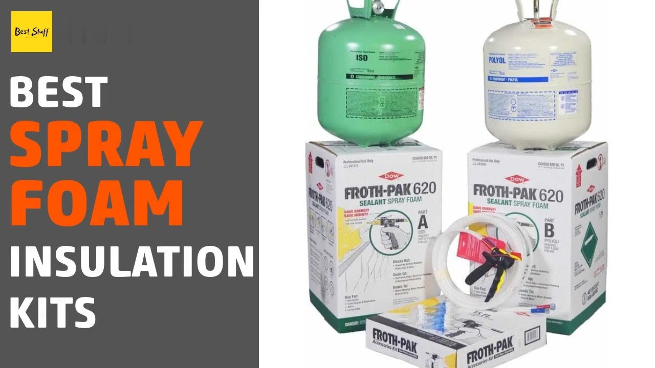 Download 🌵4 Best Spray Foam Insulation Kits 2020