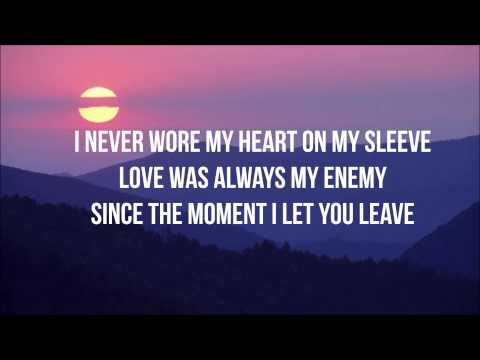 Union J- Where are you now (lyrics)