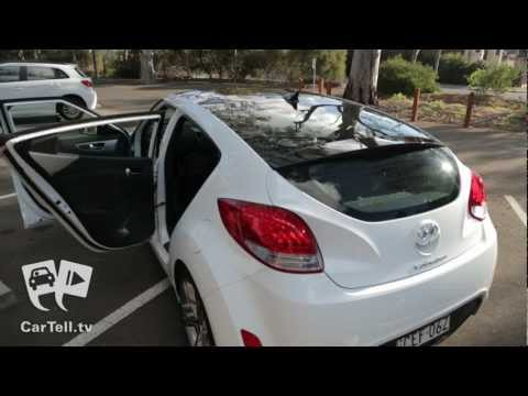 Hyundai Veloster 2013 Review