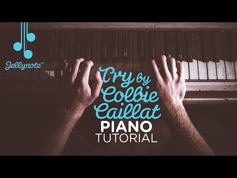 Try by Colbie Caillet - Easy Piano Tutorial (Jellynote Lesson)