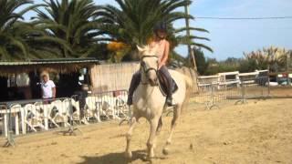 Rodéo , Chute de cheval