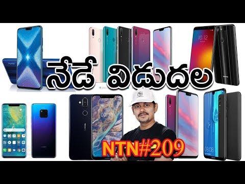 Nanis TechNews Episode 209: Xiaomi Mi Mix 3 Launch, Huawei Enjoy Max, Enjoy 9 Plus Launched