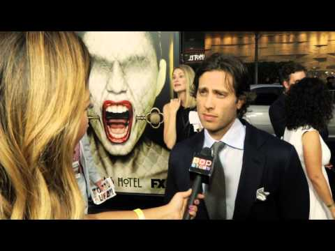 "Brad Falchuk Dishes On Lady Gaga & ""American Horror Story: Hotel""!"