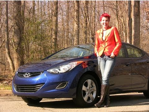 Roadfly.com - 2011 Hyundai Elantra Review & Test Drive