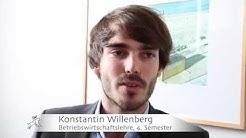 Die Hochschule der Bayerischen Wirtschaft wird vorgestellt