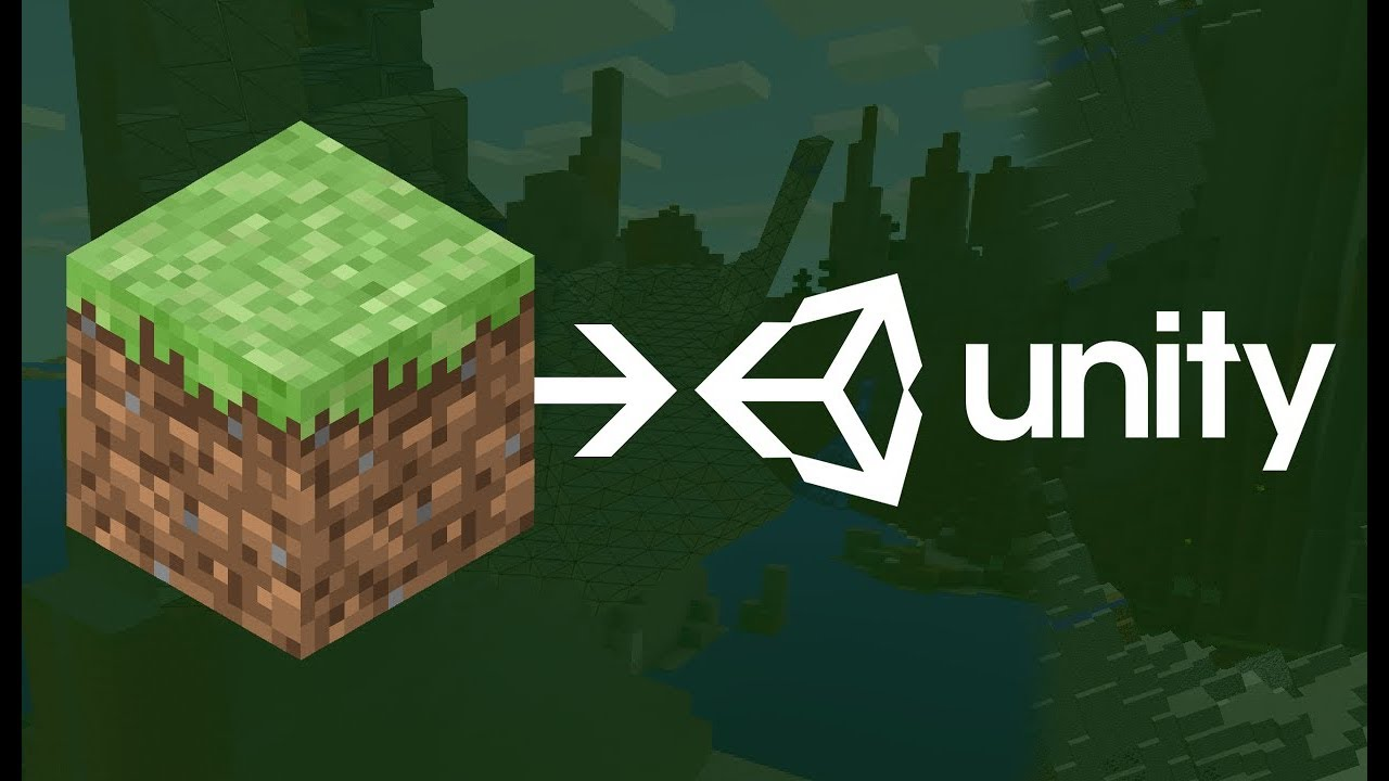 Exporting A Minecraft Build to Unity 3D