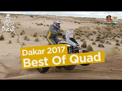 Dakar 2017 - best of quad