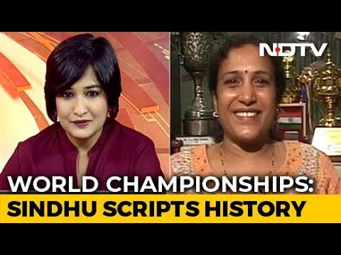 """PV Sindhu's Mother On Her Historic Win And The """"Best Birthday Gift"""""""