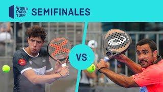 Resumen semifinales (Bela/Tapia vs Galán/Lima) Cascais Padel Master