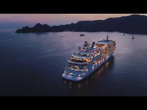 Silversea Luxury Cruises
