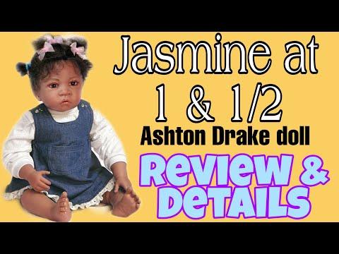 Jasmine At 1 1/2 - Toddler Size Doll By Ashton Drake - Honest Review